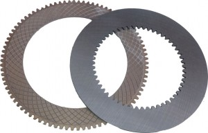 pl6228994-copper iron paper base friction disc as construction machinery for transfer torque plates
